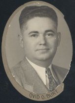 Image of Ovid Owen Burt (OSU 1933)