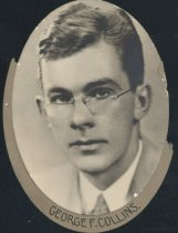 Image of George Frederick Collins (OSU 1933)