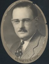 Image of Kenneth Willis Cook (OSU 1933)