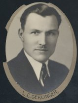 Image of Lawton Carl Gerlinger (OSU 1933)