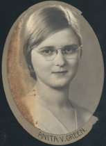 Image of Anita Vasti Green (OSU 1933)