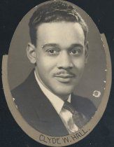 Image of Clyde William Hall (OSU 1933)