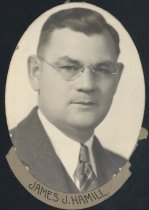 Image of James Joseph Hamill (OSU 1933)