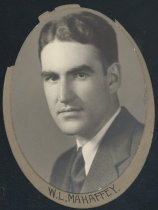 Image of William Lawrence Mahaffey (OSU 1933)