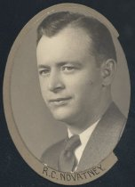 Image of Ray Clayton Novatney (OSU 1933)