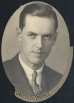 Image of Gwyn A. Parry (OSU 1933)