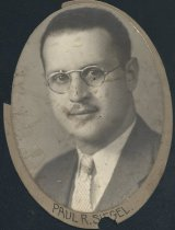 Image of Paul Robert Siegel (OSU 1933)