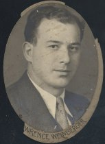 Image of Lawrence Mitchell Weinberger (OSU 1933)
