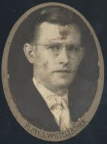 Image of Pliny Scott Whiteleather (OSU 1933)