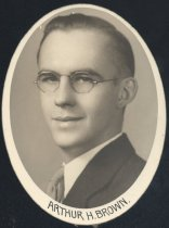Image of Arthur H. Brown (OSU 1934)