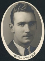 Image of Donald H. Bullock (OSU 1934)