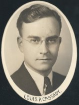 Image of Louis P. Cassady (OSU 1934)