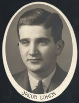 Image of Jacob Cohen (OSU 1934)