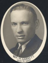 Image of William M. Garrett- Seg't At Arms (OSU 1934)