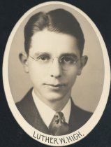 Image of Luther W. High (OSU 1934)