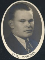 Image of Carl J. Mankinen (OSU 1934)