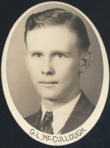 Image of G. L. McCullough (OSU 1934)