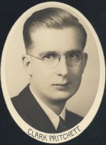 Image of Clark Pritchett (OSU 1934)