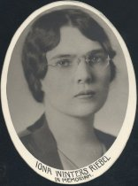 Image of Iona Winters Riebel - In Memoriam (OSU 1934)