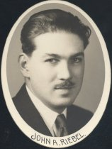 Image of John A Riebel (OSU 1934)