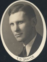 Image of T. D. Sawyer (OSU 1934)