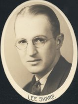 Image of Lee Sharp (OSU 1934)
