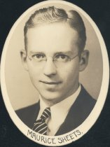 Image of Maurice Sheets (OSU 1934)