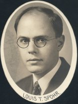 Image of Louis T. Spohr (OSU 1934)