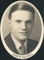Image of John B. Squires (OSU 1934)
