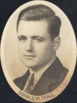 Image of Donald M. Traul (OSU 1934)