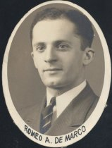 Image of Romeo A. DeMarco (OSU 1940)