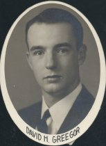 Image of David H. Greegor (OSU 1940)