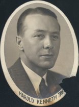 Image of Harold Kenneth - Treasurer (OSU 1940)