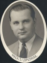 Image of Mack S. Lopusniak (OSU 1940)
