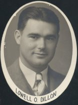 Image of Lowell O. Dillon (OSU 1940)