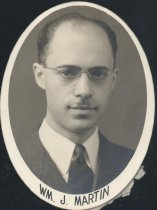 Image of William J. Martin (OSU 1940)