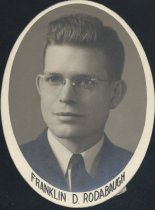 Image of Franklin D. Rodabaugh (OSU 1940)