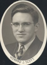Image of Howard J. Scott (OSU 1940)