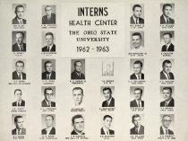 Image of Interns (OSU 1963)