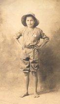 Image of Robert Zollinger in 1914