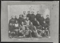 Image of Ohio Medical University Football Team 1896