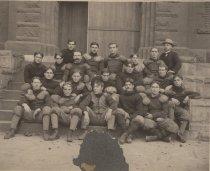 Image of Ohio Medical University Football Team 1902