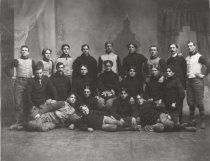 Image of Ohio Medical University Football Team 1897