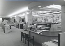 Image of Health Sciences Library, 1st floor, c. 1997 (pic 3)