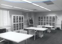 Image of Health Sciences Library, room 580, c. 1997