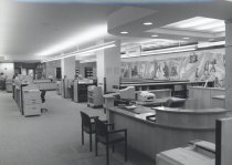 Image of Health Sciences Library, 1st floor, c.1997 (pic 1)
