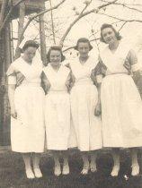 Image of Four Nurses