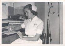 Image of Nurse Charting