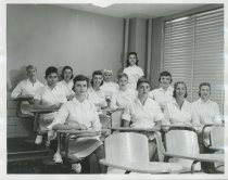 Image of Nurses in Class