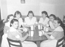 Image of Nurses on Break